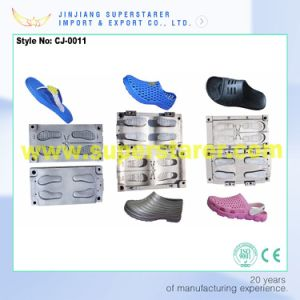 Jinjiang Factory EVA Clog Slipper Shoes Mould pictures & photos