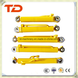 Doosan Dh55-5 Boom Cylinder Hydraulic Cylinder Assembly Oil Cylinder for Crawler Excavator Cylinder Spare Parts pictures & photos