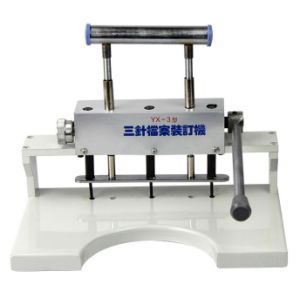 Professional Manufacture Electrical Hole Puncher Hole Punching Machine (WDYX-3) pictures & photos