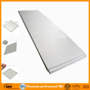 Industrial Grade 7 0.2pd Highest Strength Titanium Sheet Plate pictures & photos