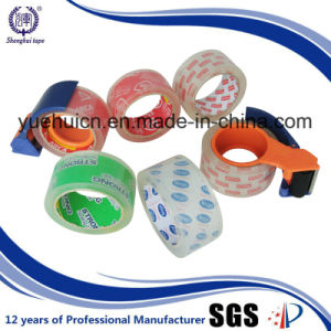 Custom Sealing High Adhesion BOPP Crystal Clear Tape pictures & photos