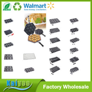 Wholesale Alumium Die Cast Pan Loaf Pan and Cookie Pan pictures & photos