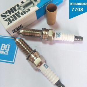 High Quality Bd-7708 Iridium Spark Plug for Sale Low Price pictures & photos