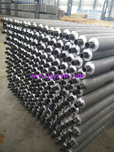Carbon Steel Tube Extruded Coiling Aluminum Fin pictures & photos