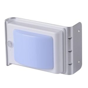 Solar Powered 16 LED Outdoor Motion Sensor Light, Waterproof Wireless Night Light, Security Light for Entrance, Pathways, Garden, Deck, Yard pictures & photos