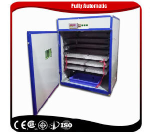 Stainless Steel Industrial Automatic Poultry Egg Incubator and Hatcher pictures & photos