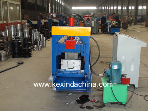 Kxd Seamless Gutter Roll Forming Machine for Sale pictures & photos