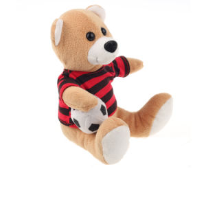 Plush Football Bears Customized Stuffed Toys Bear pictures & photos
