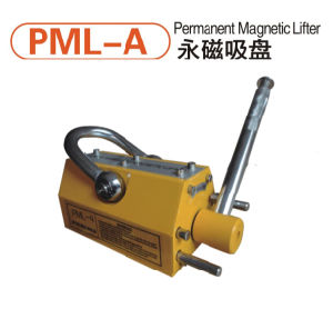 200kg Permanent Magnetic Lifter 3.5 Times pictures & photos