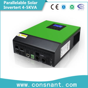 Home Used 4~5kVA Pure Sine Wave Hybrid Charger Inverter pictures & photos