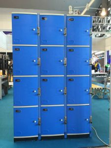 Width 380mm Locker Cabinet/Gym Locker/Locker Storage