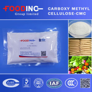 High Quality Food Grade Sodium Carboxymethyl Cellulose CMC Manufacturer pictures & photos