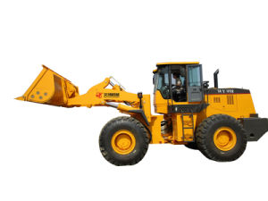 China Wy958 5ton 3m3 Bucket Wheel Loader with Cummins Engine pictures & photos