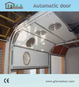 Ce Approved Sectional Garage Door pictures & photos