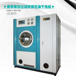 Aesthetic Appearance 15kg Oil Dry Cleaning Machine pictures & photos