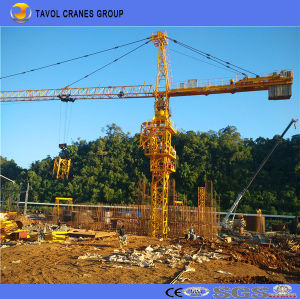 Qtz250-7030 Top Kit Tower Crane 16ton Tower Crane pictures & photos
