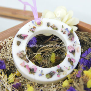 Hanging Scented Ceramic Bathroom Air Freshener (AM-125) pictures & photos