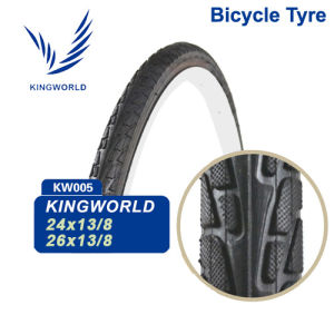 Kw005 Bicycle Tire 24 X 13/8 pictures & photos