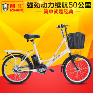 Electric Bike (T2005) pictures & photos