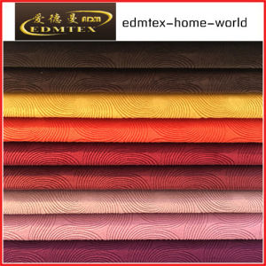 100% Polyester Wholesale Burnout Velvet Upholstery Fabric (EDM201626) pictures & photos
