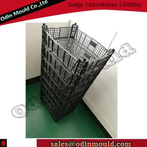 Disposable Plastic Crate Injection Mold pictures & photos