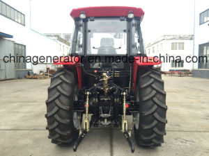 Suyuan Sy-1204 4WD Agricultural Farm Wheeled Tractor pictures & photos