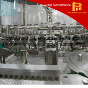 Manufacturer Automatic Plastic Bottle Glass Bottle Juice Beverage Filling Machine pictures & photos