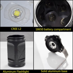 CREE Xm-L2 Powerful LED Flashlight Hunting pictures & photos