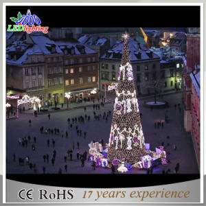 Outdoor Decoration Lights Large Commercial Cone Artificial Christmas Tree pictures & photos