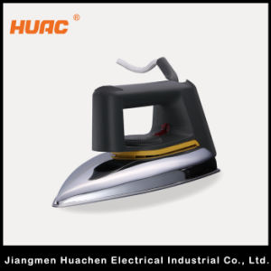 Black Color 350-400W Easy Electric Dry Iron 1172 pictures & photos