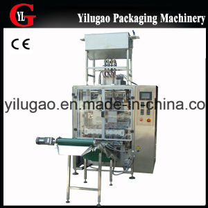 Spice Powder Coffee Ketchup Sauce Multi-Lane 3-Side Sealing Liquid Packing Machine pictures & photos
