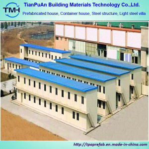 Economic Prefabricated Houses for Worker′s Accommodation pictures & photos
