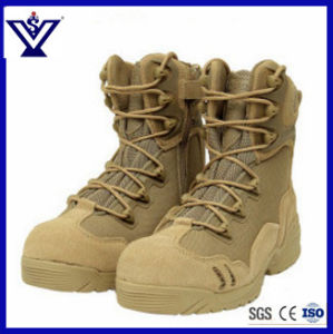 Hot Sale High Army Military Tactical Commander Assault Combat Boots Shoes (SYSG-201750) pictures & photos