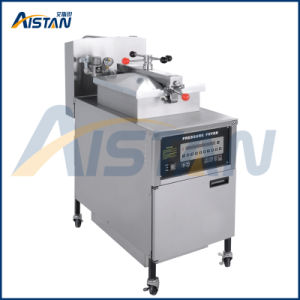 Electric or Gas Type 304 Stainless Steel Kfc Pressure Fryer of Catering Equipment pictures & photos