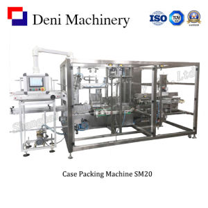 High Speed Case Packaging Machine for Cartons