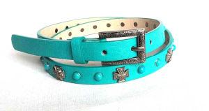 Classic Garment Skinny Belt