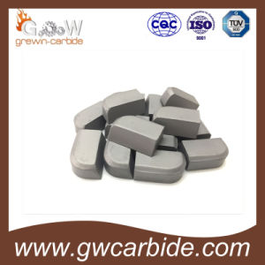Tungsten Carbide Brazed Inserts/Tips pictures & photos