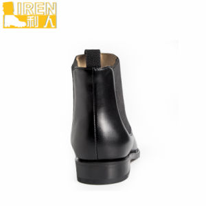 Fashion Design Cheap Military Ankle Boot pictures & photos