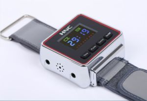 Made in China Hnc Low Level Laser Watch for Blood Pressure Blood Sugar Reducing pictures & photos