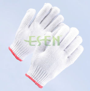 Constructional High Quality Cotton Work Gloves pictures & photos