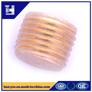 Hot Sale Thread Bolt Brass Rod Connector pictures & photos