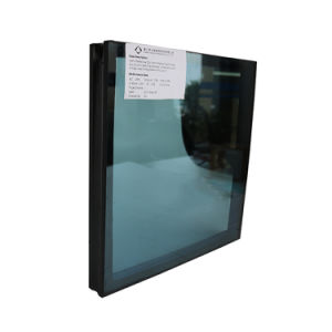 Acoustic Hollow Double Glazed Insulation Glass Unit pictures & photos