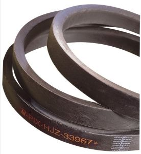 Black Wrapped V-Belt a. B. C Type Use in Power Transmission of Machines High Quality for Sale pictures & photos