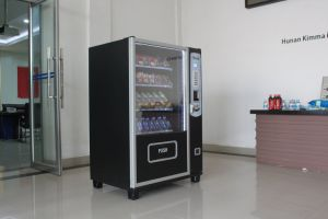 Candy and Bagged Coffee Vending Machine at Factory Price pictures & photos