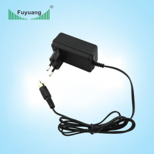 Plug-in Type RCA Connector 1A 14.4V Battery Charger pictures & photos