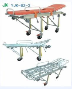 Saferlife High Quality Alloy Automatic Loading Strecher Ambulance Strecher pictures & photos