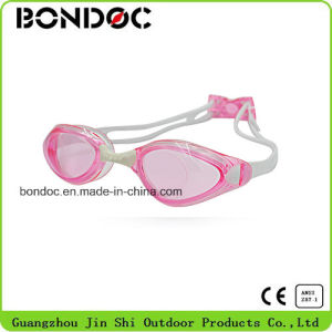 High Quality Anti-Fog Swimming Goggles pictures & photos