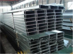 Cold Rolled Steel C Purlin with Good Quality From Wiskind pictures & photos