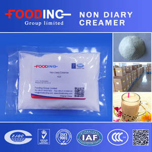 High Quality Food Additives 74%Fat 4% Protein Non Dairy Creamer Manufacturer pictures & photos