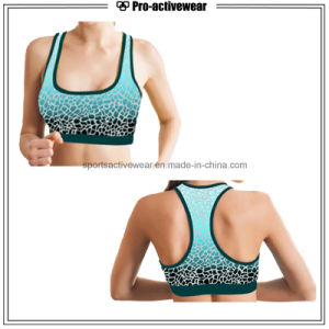 OEM Women Custom Sexy Dri Fit Fitness Sports Bra pictures & photos